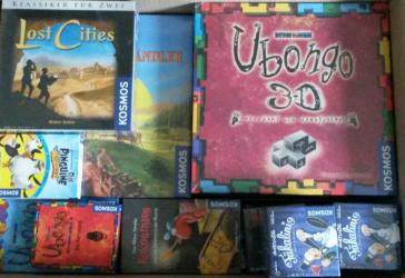 Spende vom KOSMOS-Verlag